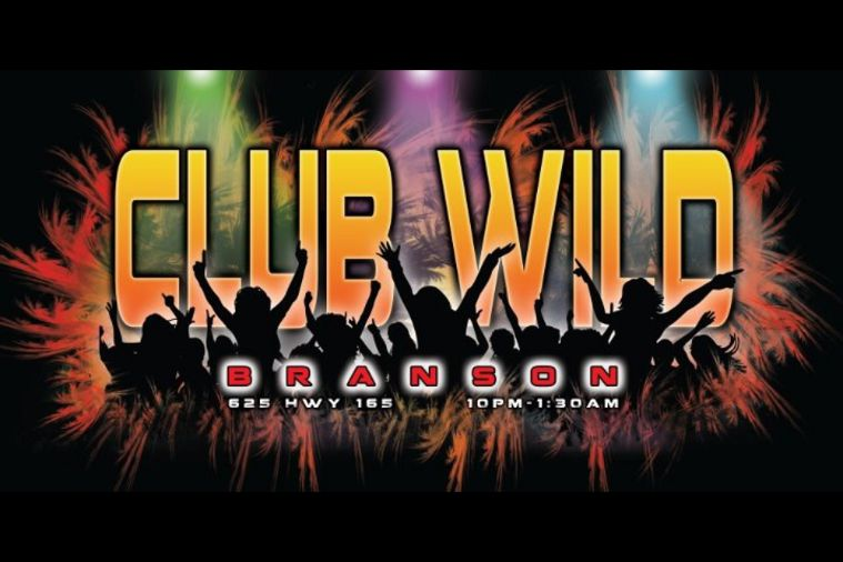 branson show news friday night dance in branson mo at club wild. Black Bedroom Furniture Sets. Home Design Ideas