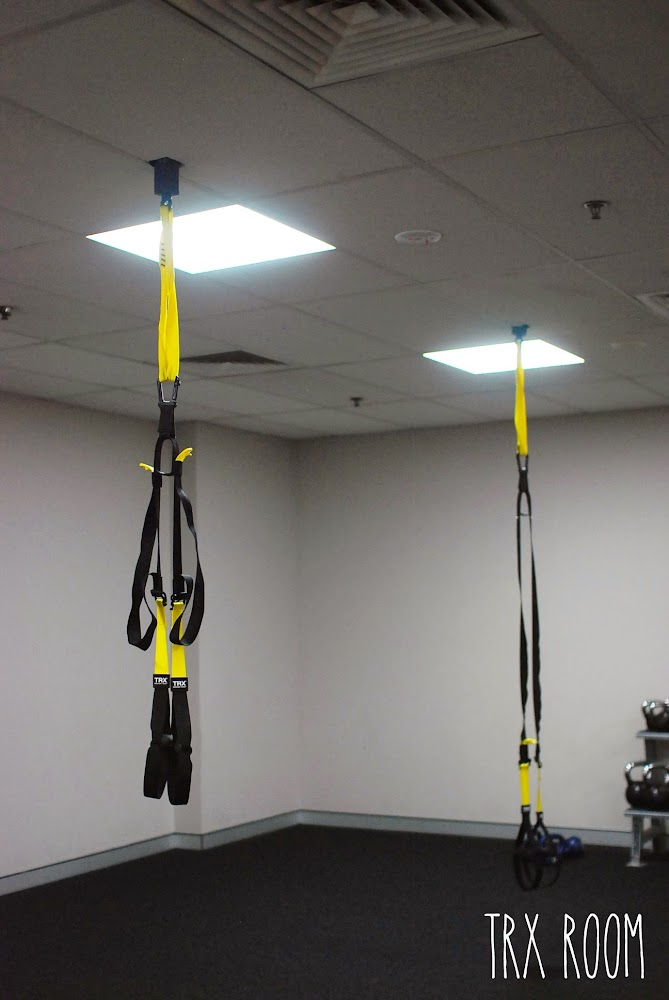 Fitness First Gym Parramatta TRX Room