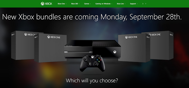 новые бандлы Xbox One