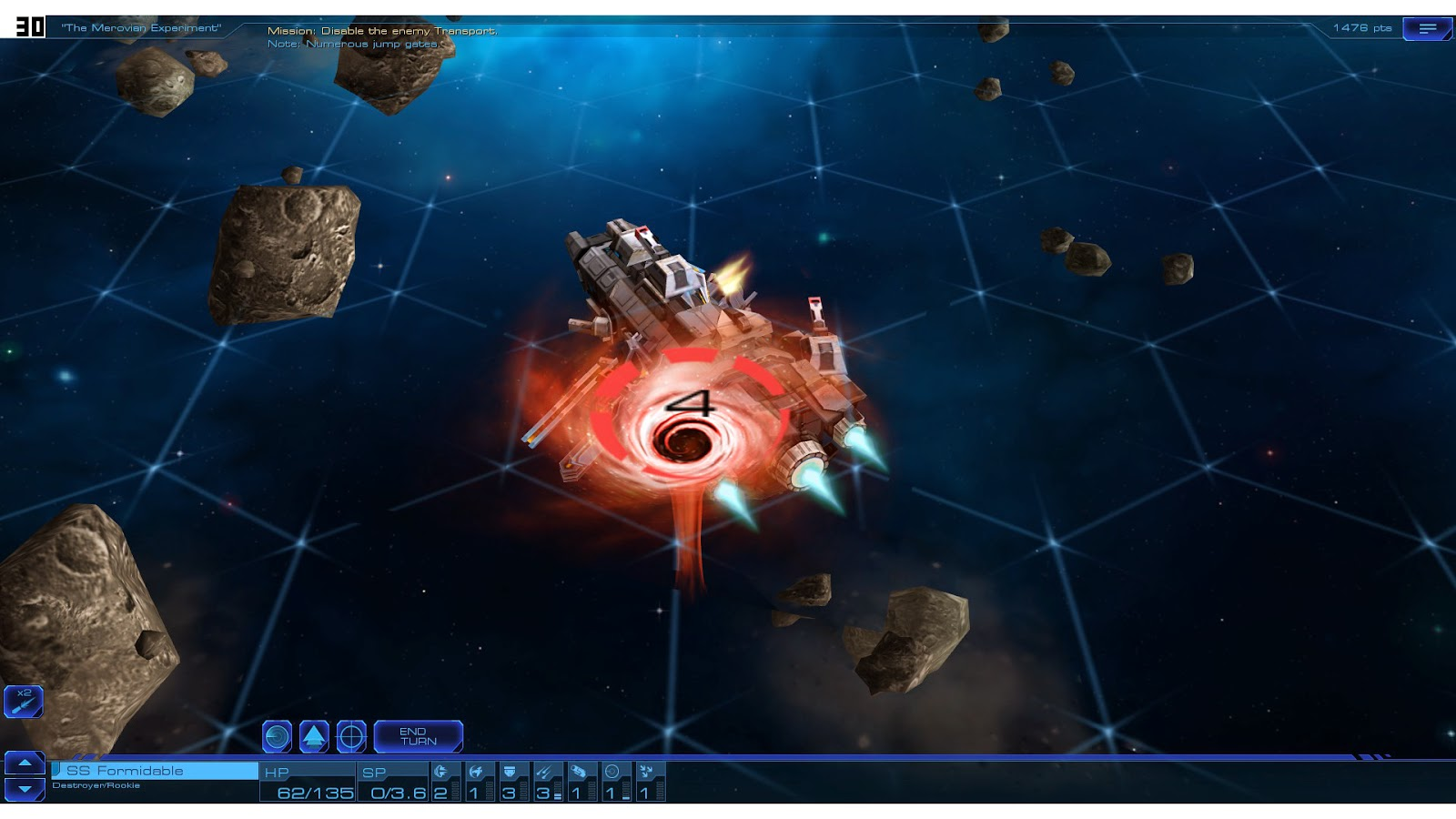 Sid Meier's Starships Warp Gate