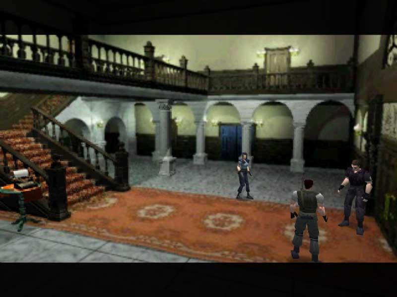 Resident Evil 1 Film Part 1 / Dvd For 3d Movies