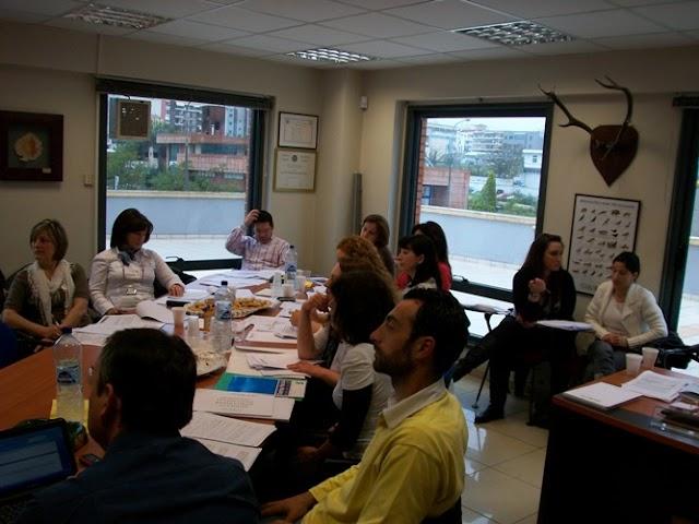 Πραγματοποίηση σεμιναρίου για τους Γραμματείς των Κυνηγετικών Συλλόγων της  ΣΤ' ΚΟΜΑΘ