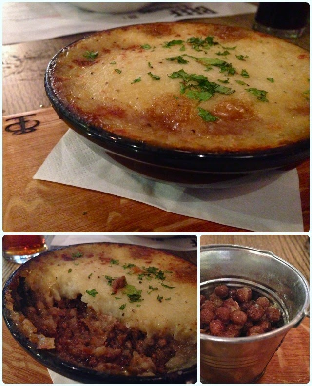 Beef and Pudding, Manchester - Cottage Pie