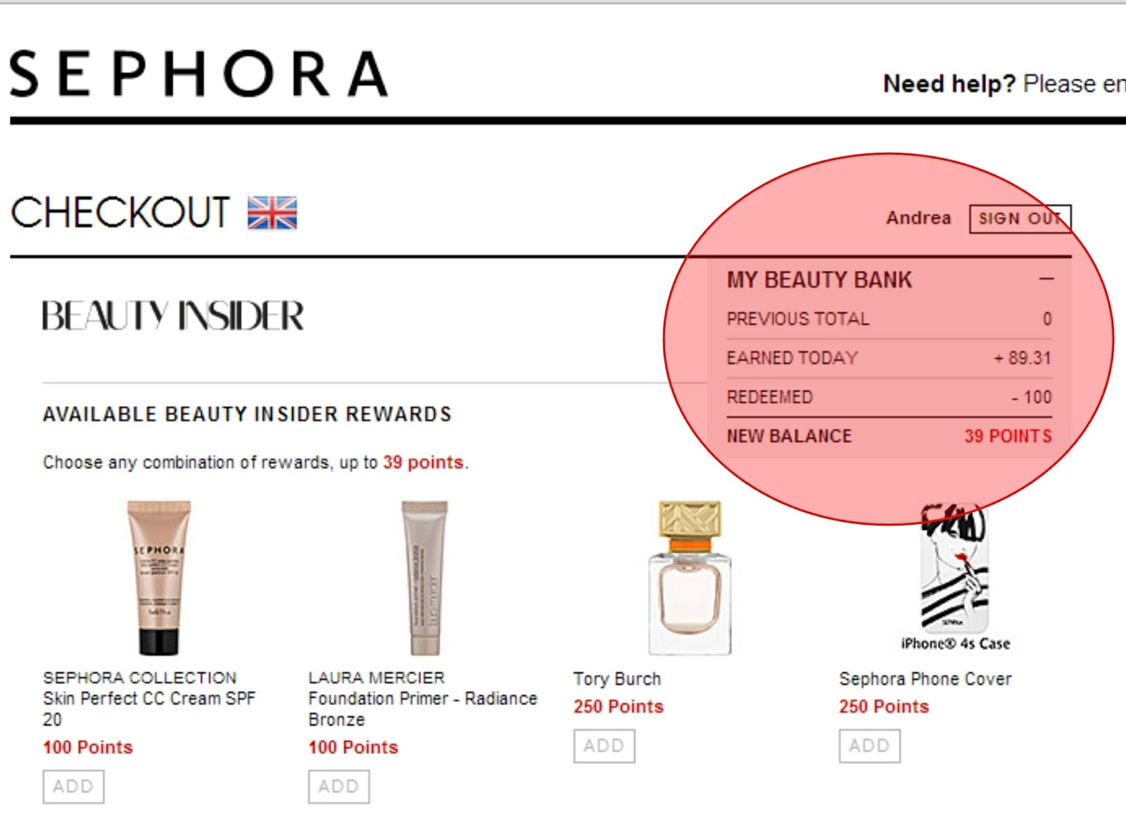 The shipping rate offered by USGoBuy is much lower, since we have the volume discount from couriers like DHL. About Sephora and the fun of shopping at Sephora. Sephora is an oasis of beauty products. Any item you could want to make yourself more beautiful is stocked in Sephora store.