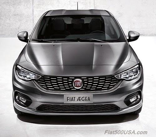Fiat Aegea Front