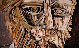 Arte con Papel Reciclado