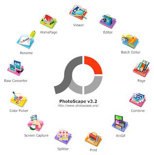 تحميل برنامج تركيب الصور فوتوسكيب 2013 مجاناً أحدث إصدار Download Photoscape