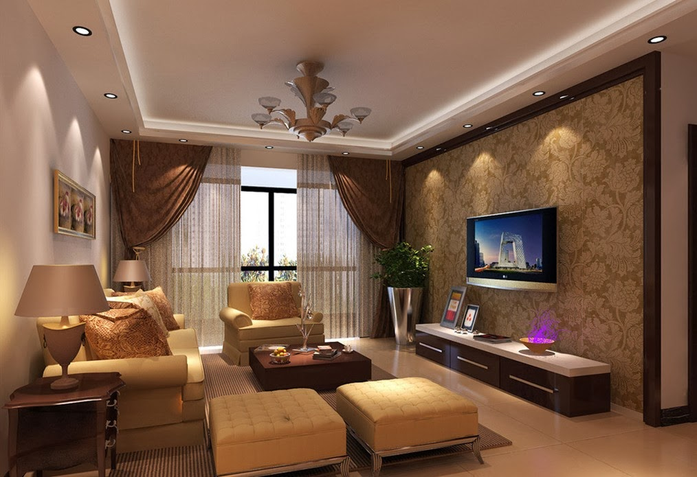 Marvelous Decoration Ideas For Perfect Living Room