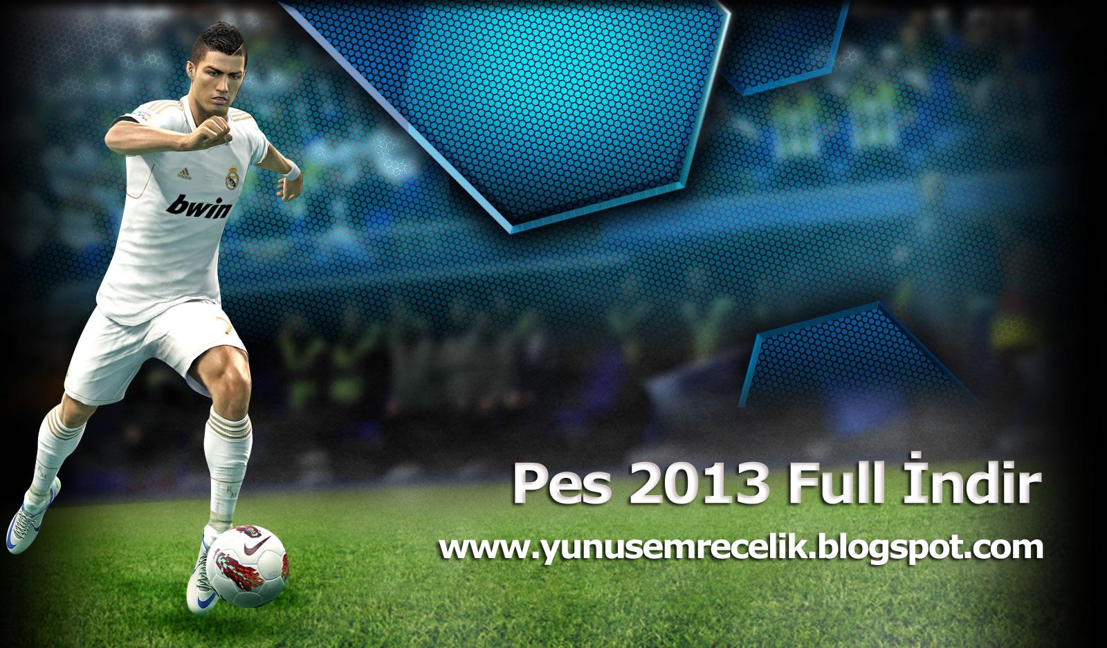 Pes 2013 Full İndir - Torrent İndir