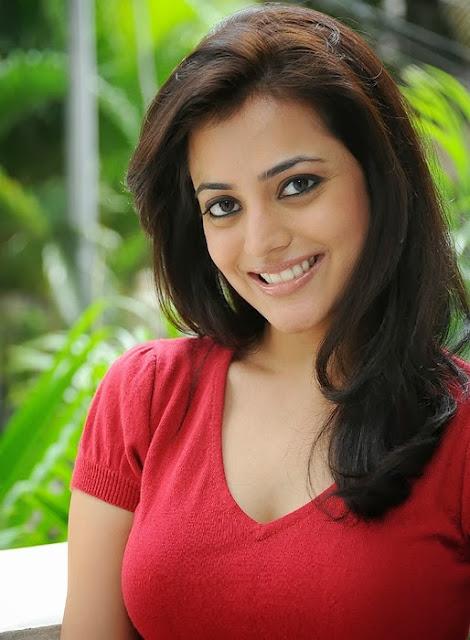 Nisha Agarwal In Red Dress