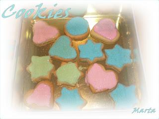 Mis primeras Cookies.