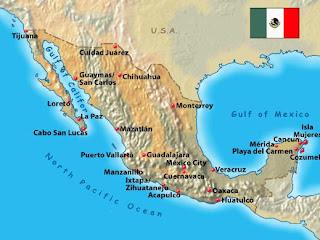 Sejarah Awal Berdiri Negara Meksiko