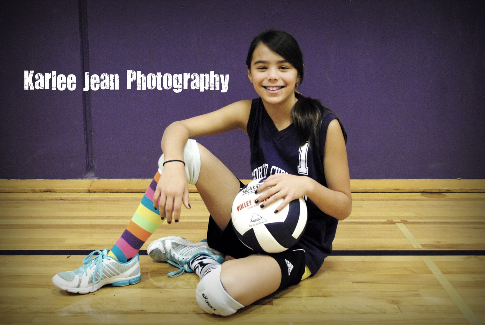 Volleyball Individual Pictures Portland Christian Vol...