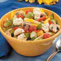 Weight Loss Recipes : Marinated Vegetables