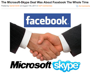 How Facebook Can Recover Its Brand: Partner With Microsoft To Make Business Social