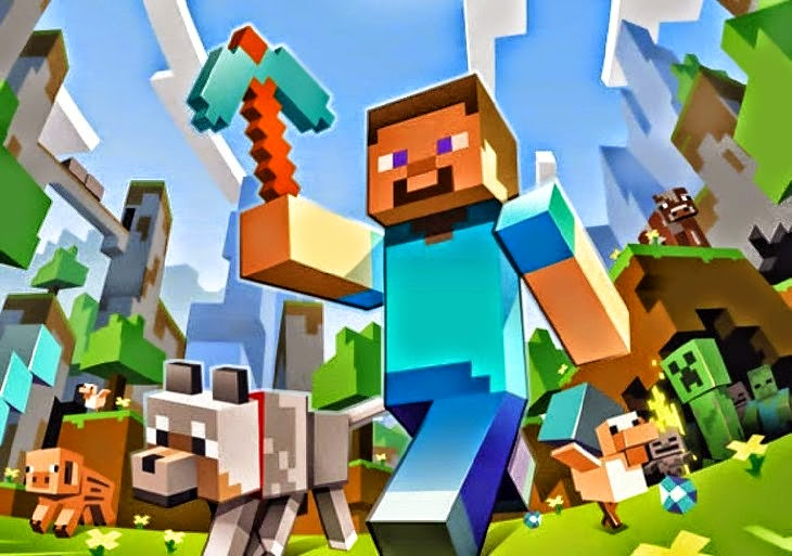 Minecraft Pocket Edition v0.9.5 APK Terbaru