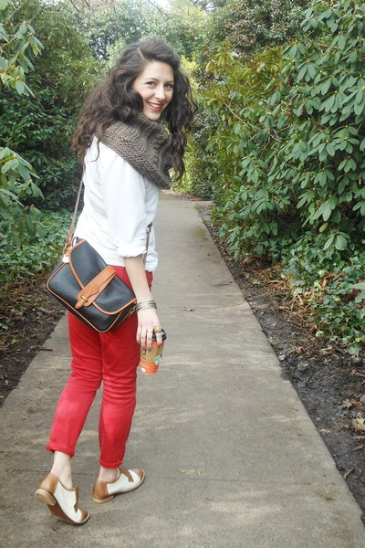 Oregon State fashion blogger