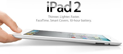 Spesifikasi Apple iPad 2