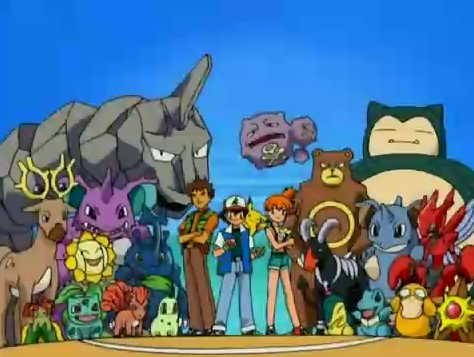 Lista de Capitulos de Pokémon - 4ta Temporada:Campeones de la Liga