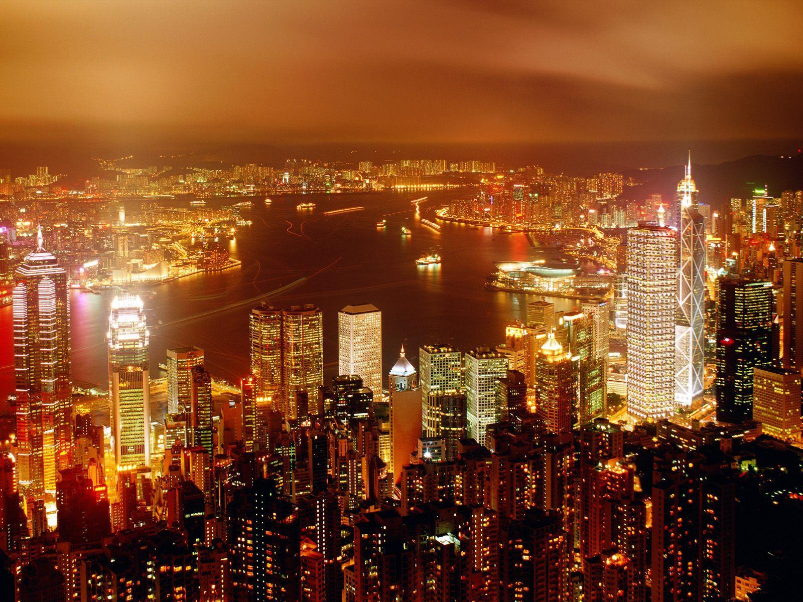 La tira muestra a Hong Kong