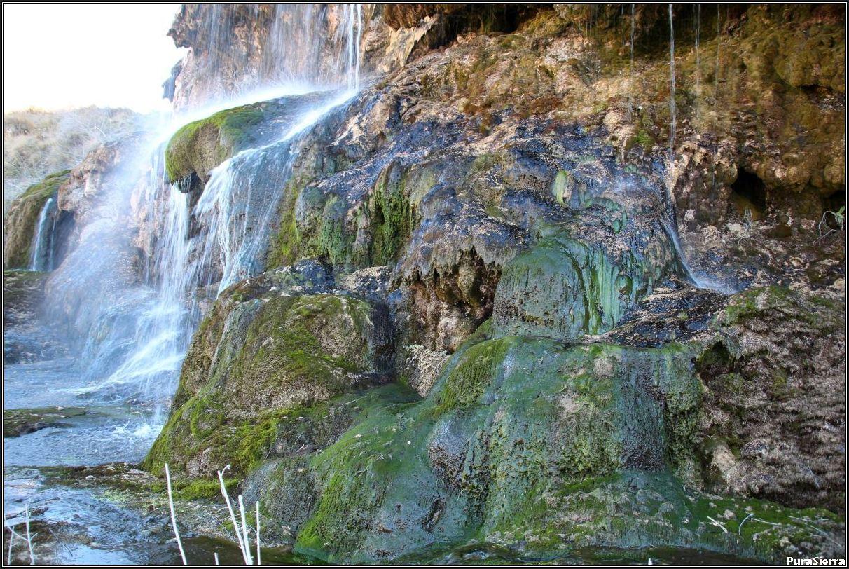 Salto De La Balsa (Arroyo De La Balsa, Valdemoro De La Sierra)
