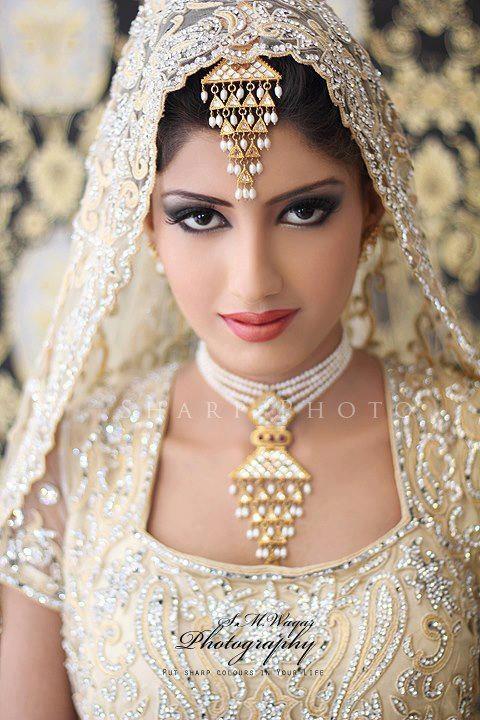 Bridal Makeup Ki Photo : new south Asian bridal makeup for 2016 ~ Just Bridal