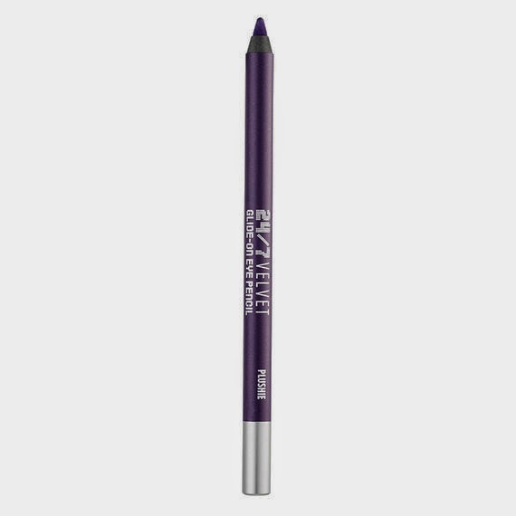 Urban Decay 24/7 VELVET Glide-On Eye Pencil in Pushie