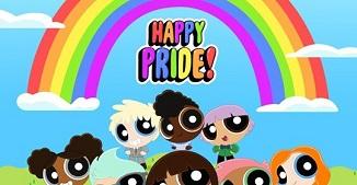 """Cartoon Network promovează """"luna mândriei"""" LGBT și le transmite copiilor să fie """"mândri"""""""