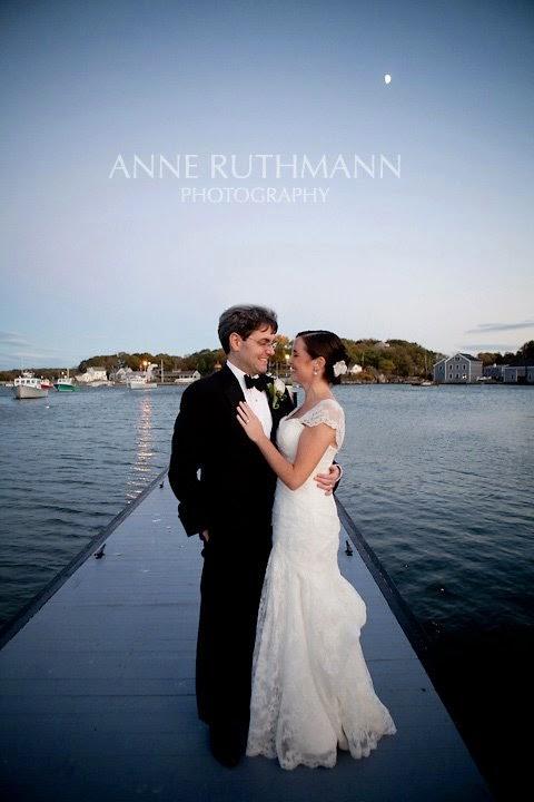 Casey Jon New England Seaside Wedding