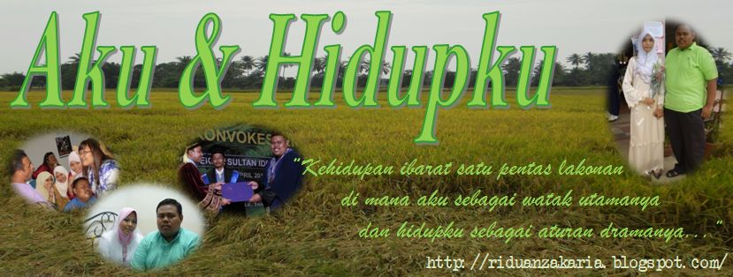 :: AKU &amp; HIDUPKU ::