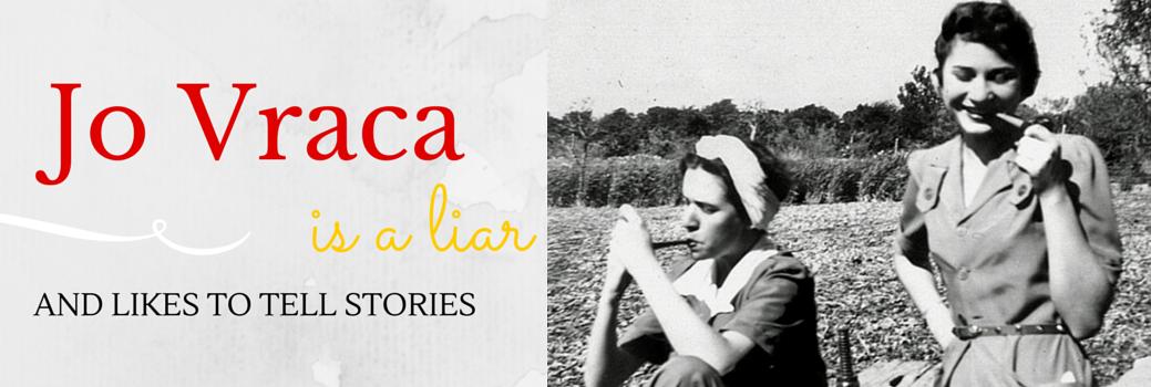 Jo Vraca ~ Writer