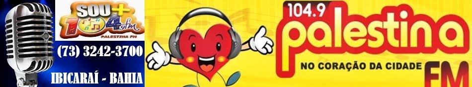 PALESTINA FM 104,9 - A SUA MELHOR PROGRAMAÇÃO!