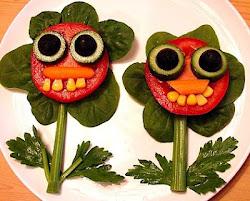 Alimentación Viva para Niños!!