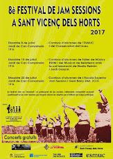 8è FESTIVAL DE JAM SESIONS