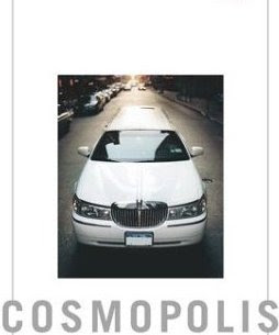 Cosmopolis, Don DeLillo, Robert Pattinson, movie