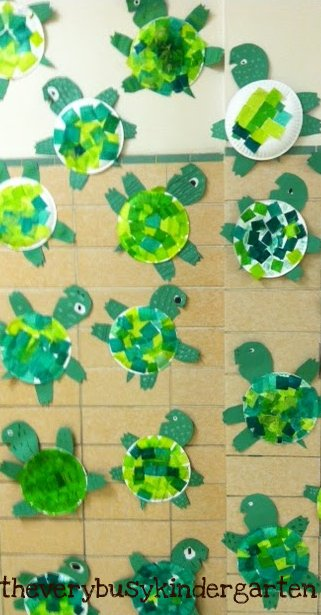 Turtle Theme and Activities  Child Care Lounge