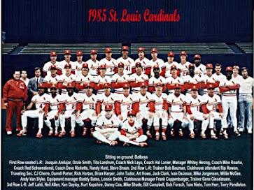 1985 Cardinals