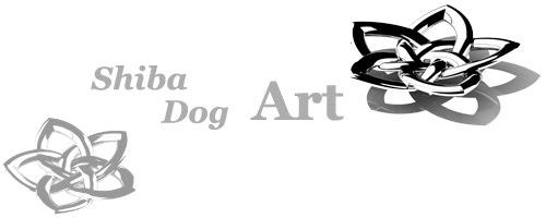 ShibaDog Art
