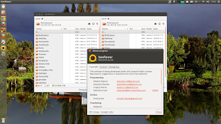 SunFlower File Manager Ubuntu