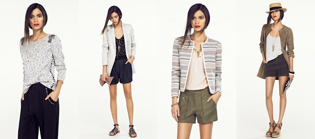 Mango Lookbook Marzo