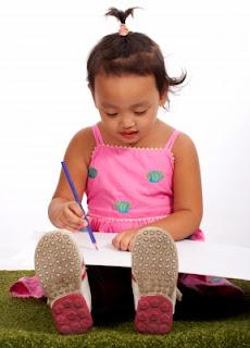 El dibujo infantil puede aportarnos información sobre nuestro hijo.