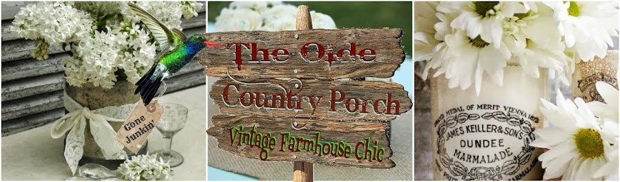 The Olde Country Porch
