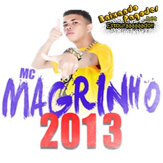Mc Magrinho - CD Promocional de Setembro 2013