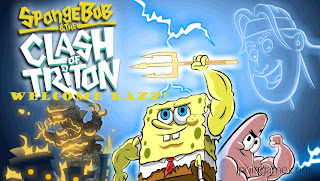 Download SpongeBob and The Clash of Triton Free