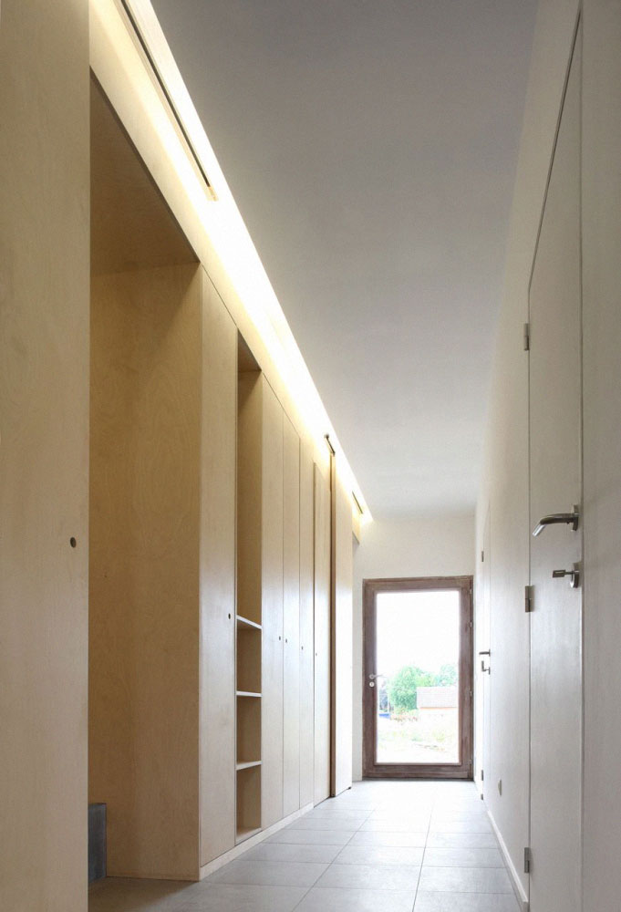 House nsv by adn architectures olivier dubucq for Dujardin olivier