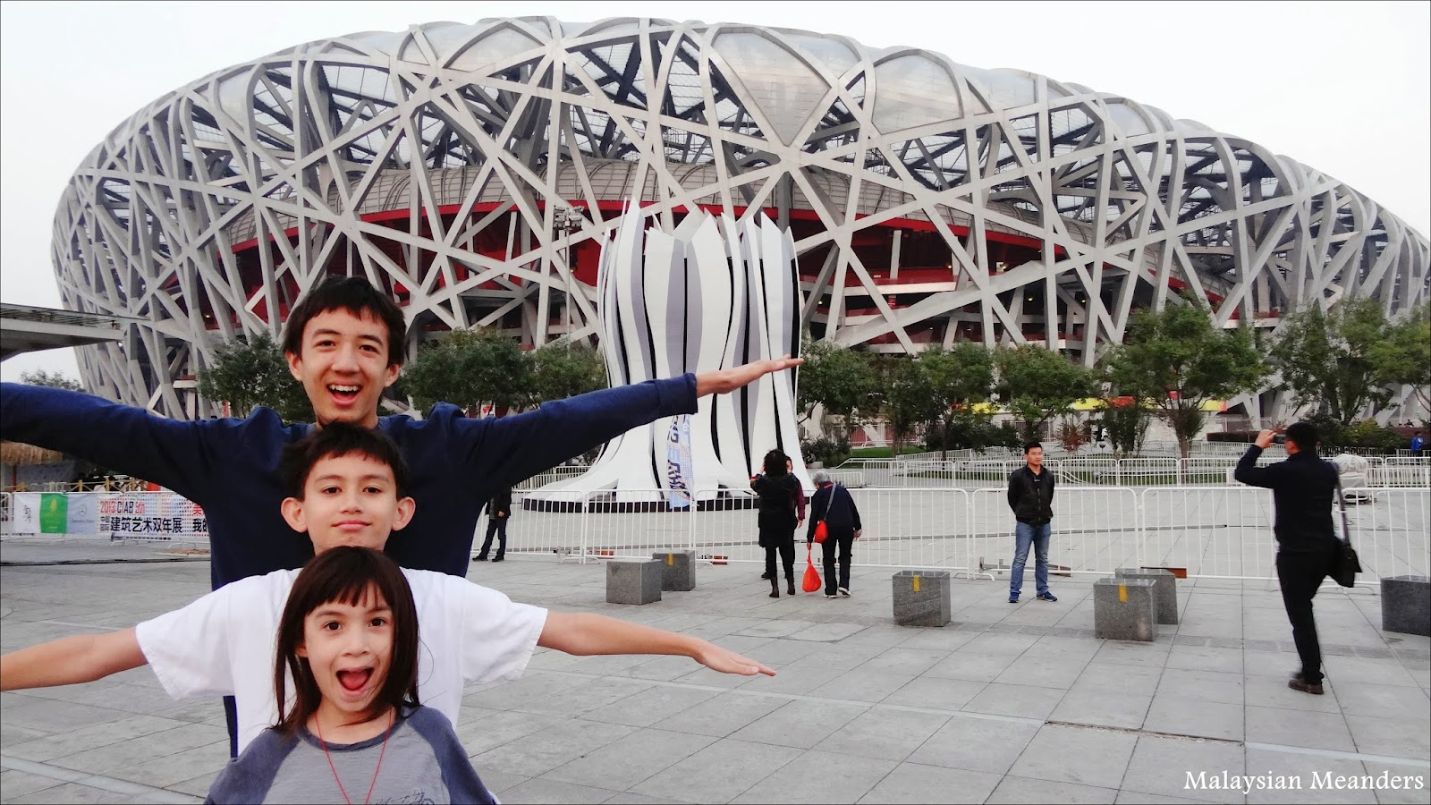 Birds Nest, stadium, Olympic, Beijing