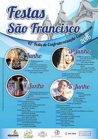 São Francisco (Alcochete)- 42ª Festa de Confraternização Camponesa- 2 a 5 Junho