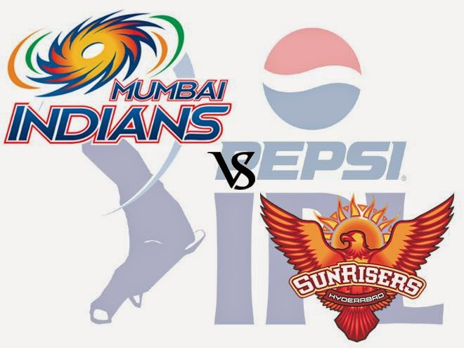 First match of 25th April between Mumbai Indians and Sunrise Hyderabad, which will be played at Wankhede Stadium