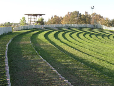 Anfiteatro Juan Pablo II , a 10 Km de nuestro lugar