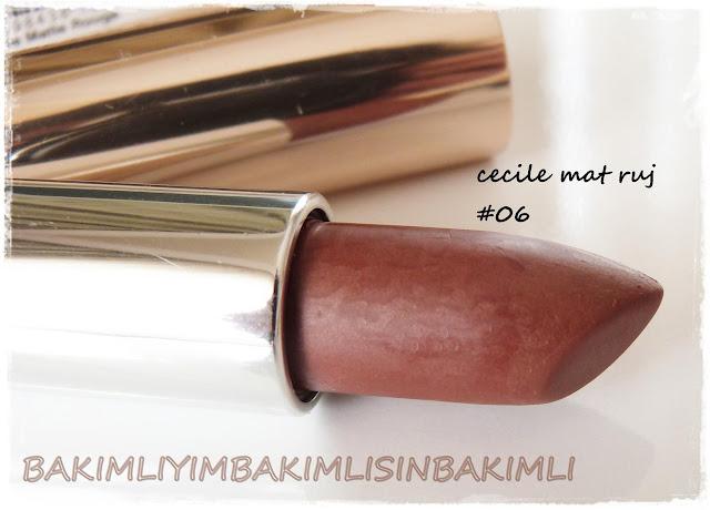 cecile kozmetik urunleri blog